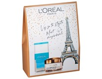 L'Oréal Age Specialist 65+ darčeková sada (odličovač+denný krém)
