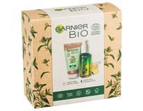 Garnier BIO Hemp darčeková sada (denný krém+nočný olej)