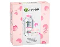 Garnier Rose darčeková sada (micelárna voda+krém)