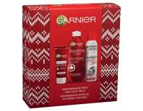 Garnier Intensive Repair darčeková sada (krém na ruky+tel.mlieko+deo sprej)