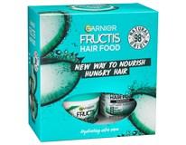 Garnier Fructis Hair Food darčeková sada (šampón+maska na vlasy)