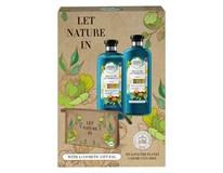 Herbal Essences Argain Oil darčeková sada (šampón+kondicionér+ taštička)