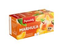 BOP Ovocný čaj marhuľa 3x40 g