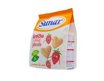 Sunar Srdiečka jahodové snack 1x50 g