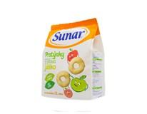 Sunar Prstienky jablkové snack 1x50 g