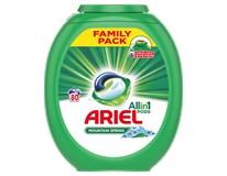 Ariel Mountain spring pracie tablety 80 praní 1x1 ks