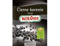 Kotányi Čierne mleté korenie 5x20 g