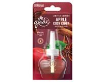 Glade Apple Cosy Cider náhradná náplň do elektrického strojčeka 1x20 ml