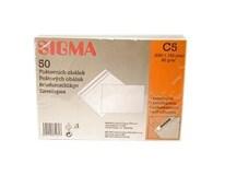 Obálka C5 samolepiaca SIGMA 50ks