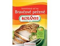 Kotányi Bravčové pečené, koreninová soľ 5x30 g