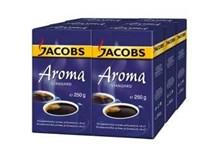 Jacobs Aroma standard káva mletá 6x250 g