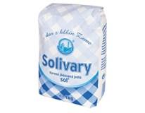 Solivary varená jedlá soľ jódovaná 12x1 kg