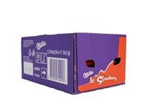 Milka Jahodová tyčinka 36x36,5 g