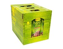 Happy Day džús multivitamín red 12x1 l