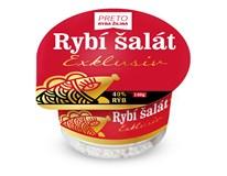 Ryba Žilina Preto Rybí šalát v majonéze exklusív chlad. 2x140 g