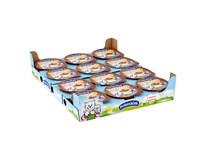 Pribináčik Piškótik čokoládový chlad. 12x100 g