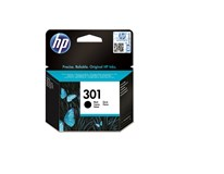 Cartridge 301 black HP 1ks