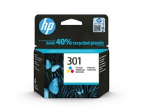 Cartridge 301 tricolour  HP 1ks