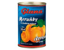 Giana Marhule lúpané polené 8x425 ml