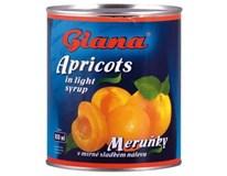 Giana Marhule lúpané polené 6x850 ml