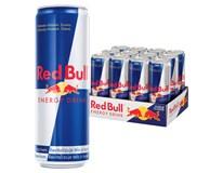 Red Bull energetický nápoj 12x473 ml PLECH