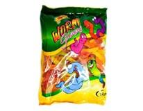 Kaumy želé worm gummi 1x1 kg