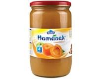 Hamé Hamánek Detská výživa marhuľa 8x710 g