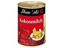 Shan shi kokosové mlieko 1x400 ml