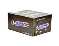 Snickers super twin 24x75 g