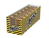 Sedita Attack Hazelnut máčaný 48x30 g