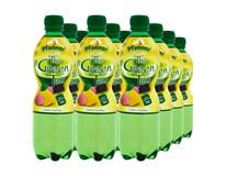 Pfanner zelený čaj lemon lychee 12x500 ml PET