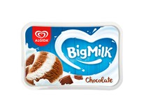 Algida Big Milk Chocolate/čokoláda zmrzlina mraz. 1x1000 ml