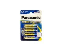 Batérie AA LR6EGE Panasonic Evolta 4ks