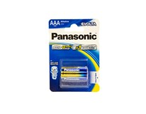 Batérie LR03EGE AAA Panasonic Evolta 2ks