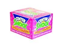 Center shock žuvačky jahoda 100x4 g