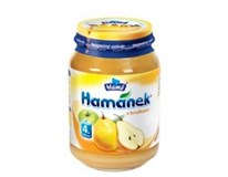 Hamé Hamánek Detská výživa hruška 6x190 g