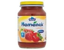 Hamé Hamánek Detská ovocná výživa jahoda DIA 6x205 g
