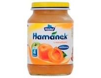 Hamé Hamánek Detská ovocná výživa marhuľa DIA 6x205 g