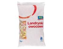 ARO Ovocné sukríky tvrdé mix 1x1 kg