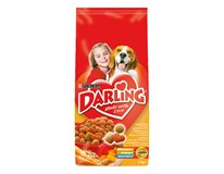 Darling dog kura + zelenina 1x3 kg