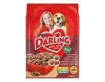 Darling dog mäso + zelenina 1x3 kg