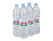 Jana prírodná minerálna voda neperlivá 6x1,5 l PET