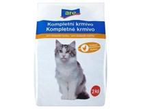 ARO dry cat granule hydina 1x2 kg