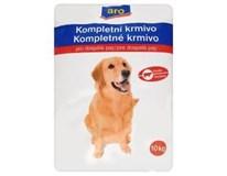 ARO dry dog granule hovädzie 1x10 kg