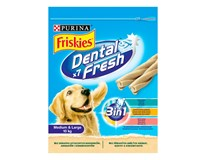 Friskies dental fresh žuvacia pochúťka 1x180 g