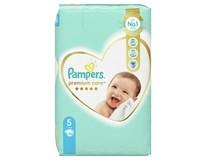 Pampers premium care S5 junior detské plienky 1x44 ks