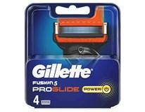 Gillette Proglide power náhradné hlavice 1x4 ks