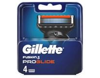 Gillette Proglide manual náhradné hlavice 1x4 ks