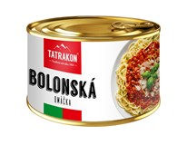 Tatrakon Boloňská omáčka 8x400 g