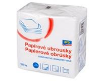 Servítky papierové 1-vrstvové 30cm ARO 12x100ks
